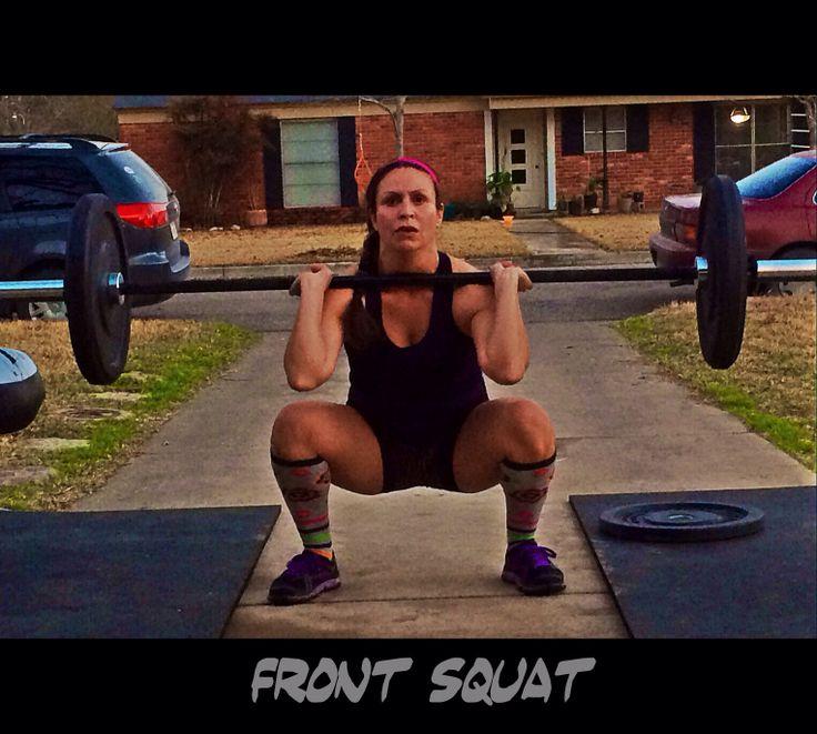 <b>Front</b> <b>squat</b> <b>CROSSFIT</b>