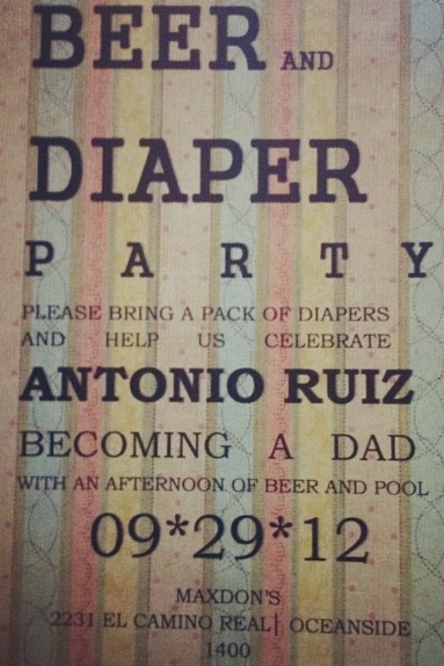 dad baby shower party ideas pinterest