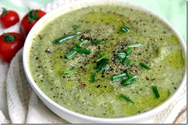 Cream of broccoli soup | Soups stews and chilis | Pinterest