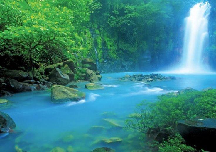 Costa Rica Travel Beautiful Places Pinterest
