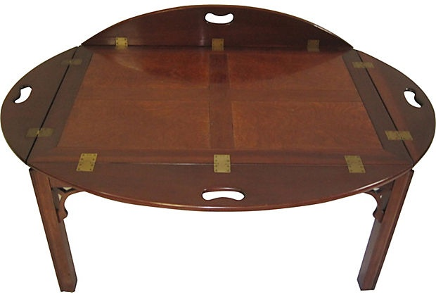 Butler 39 S Tray Coffee Table