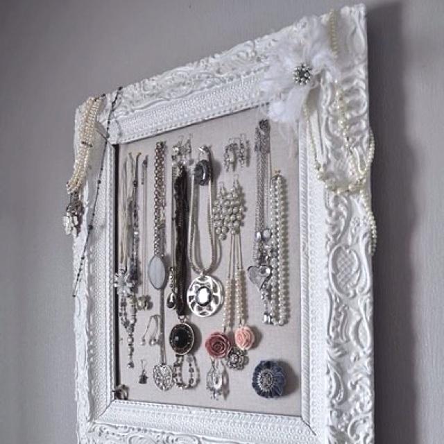 jewelry board diy pinterest