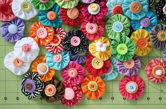 Bright Buttons!