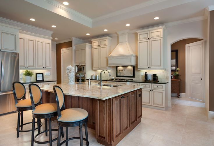 Model Home Photo Gallery About Us Two Tone Kitchens Pinterest