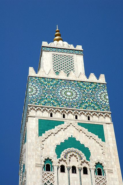 Morocco Minaret. Absolutely stunning! E715001d2066d8b823520abd36ded917