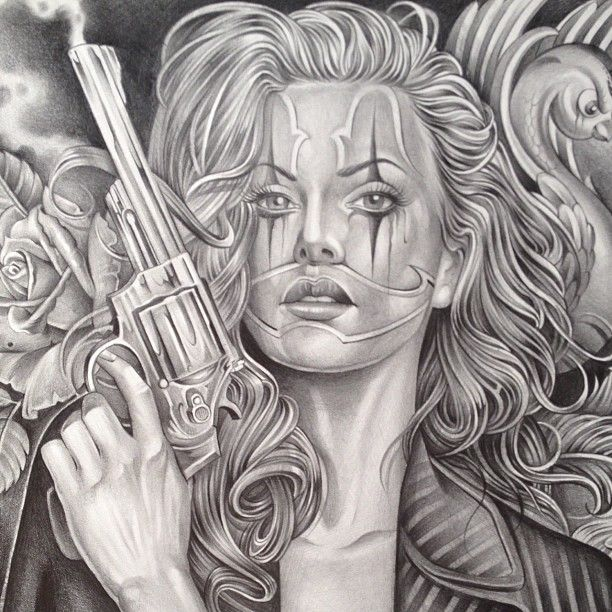 Tattoo Artwork by Jose Lopez at Lowrider Tattoo in ...
