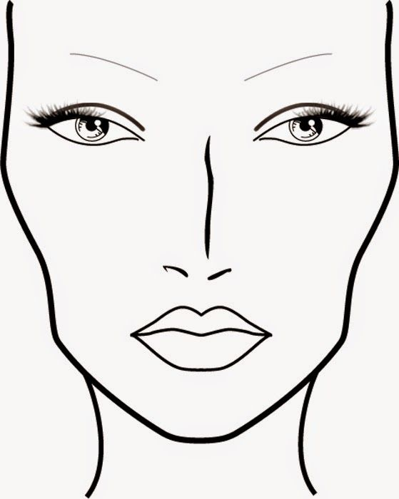 MAC Face Charts Instant Download