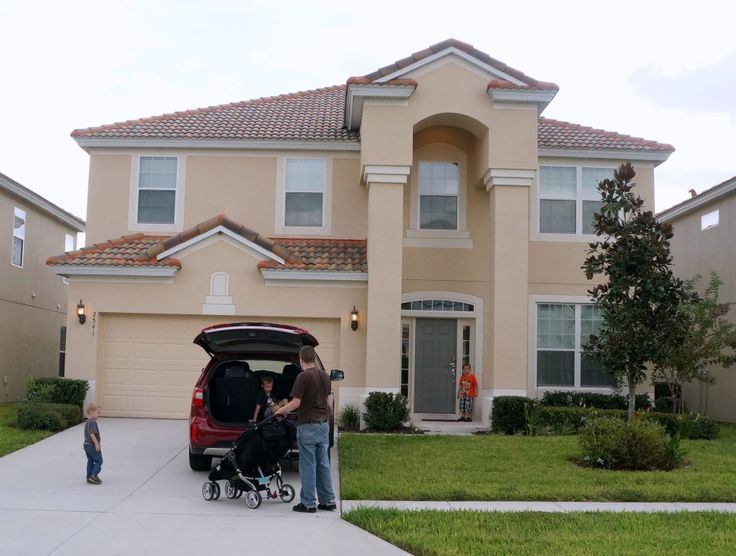 vacation rental orlando:
