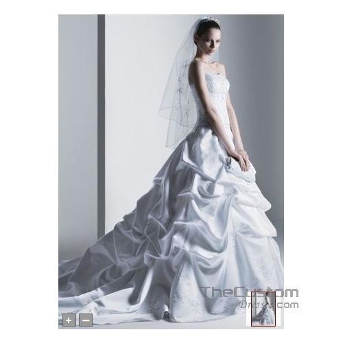 Make My Own Wedding Dresses