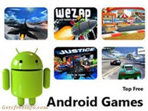 android top 5 games 2013
