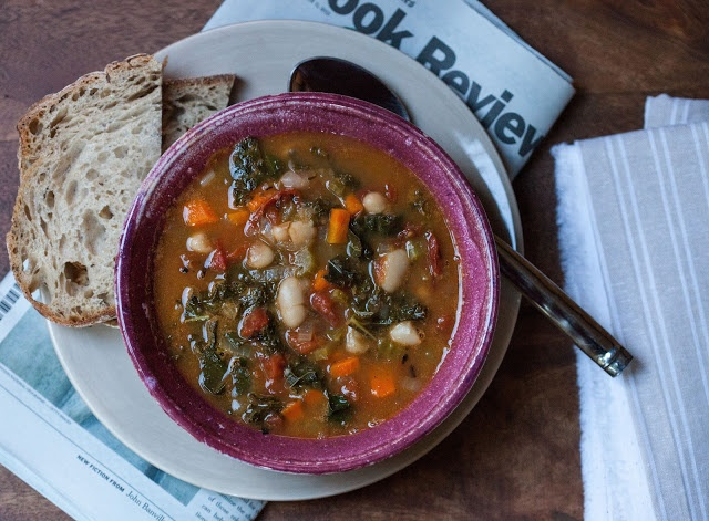 basic vegetable soup | soup | Pinterest