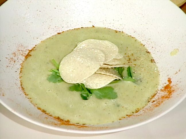 Curried Zucchini Soup Recipe : Emeril Lagasse : Food Network
