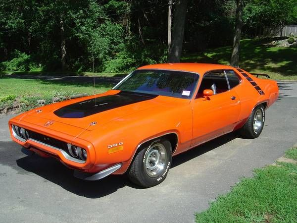 road runner 1971 muscle - photo #17