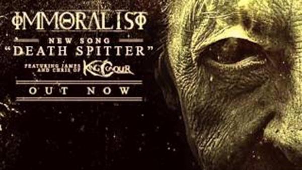Immoralist release debut EP Widow | Bands | Pinterest