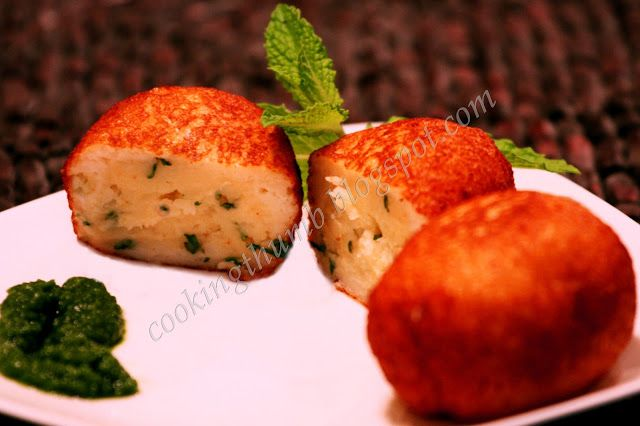 Indian Stuffed Potato Bread Rolls | Recipes | Pinterest