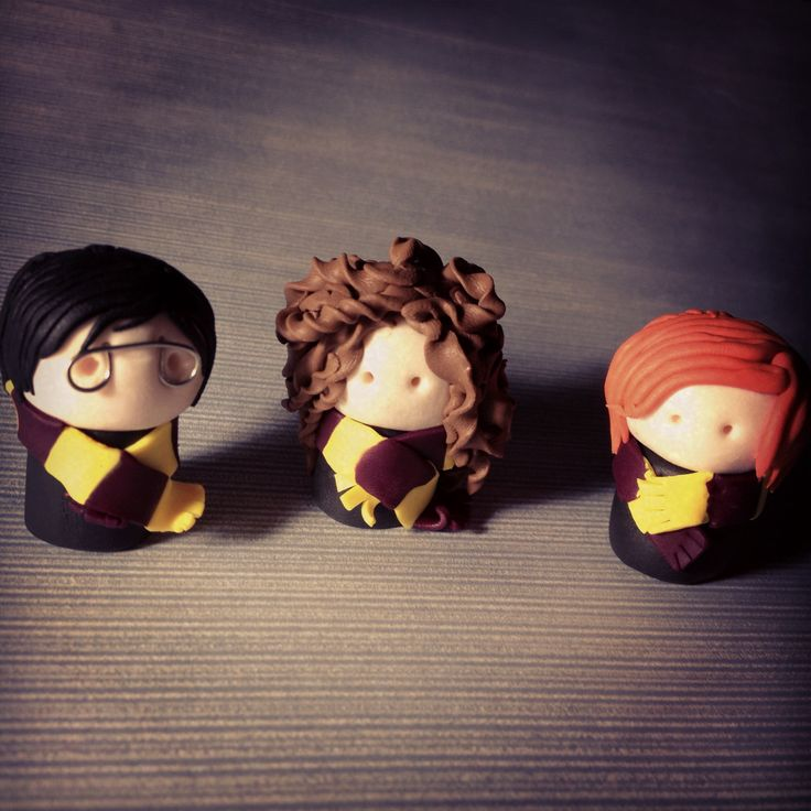 polymer clay harry potter - photo #1