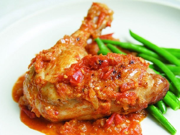 Kashmiri Chicken | Variety of Food ítems! | Pinterest
