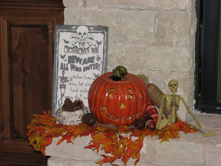 Halloween Decorations Holiday Halloween Pinterest