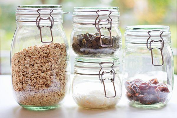 Date, Coconut & Almond Oat Granola | Food | Pinterest