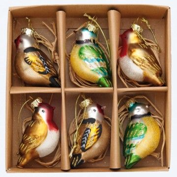 e725d45c6bdf163dd9d7b71b7c83c05b - Bird Christmas Tree Decorations