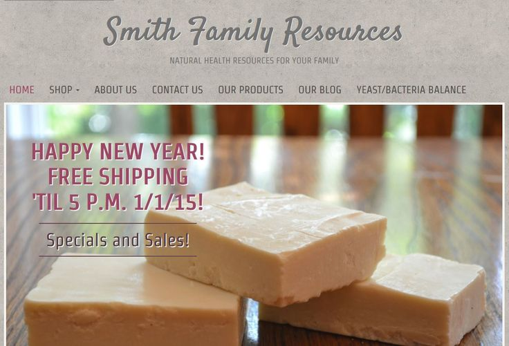 FREE SHIPPING TODAY!  HAPPY NEW YEAR!