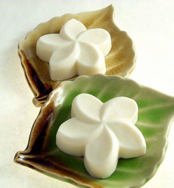 Plumeria Soap Frangipani Soap Hawaiian Wedding Gift soap Ivory White ...
