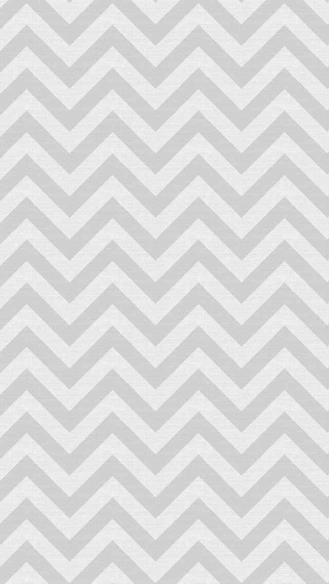 iPhone 5 wallpaper - #chevron #gray #pattern