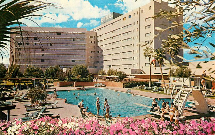 Las vegas nv riviera hotel casino swimming pool strip for Riviera resort las vegas