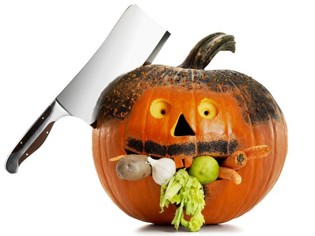 Food network stars pumpkin carving contest