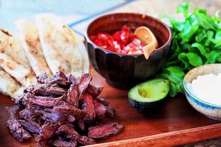 Chipotle Skirt Steak Tacos | Favorite Recipes | Pinterest