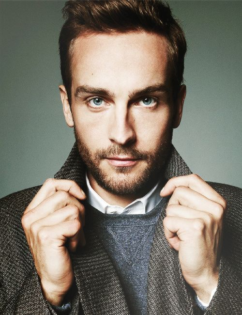 """""""I was told to bring an eighteenth-century type of coat for the audition. But mine had buttons missing - so I sewed some on. I got the job, and I think it's largely to do with my choice of button."""" - Tom Mison"""