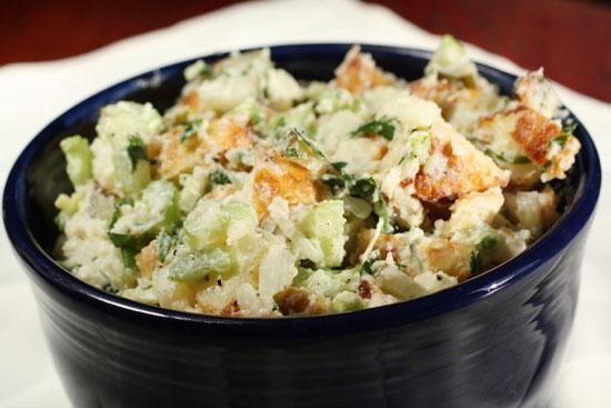 Grilled Potato Salad | Recipe