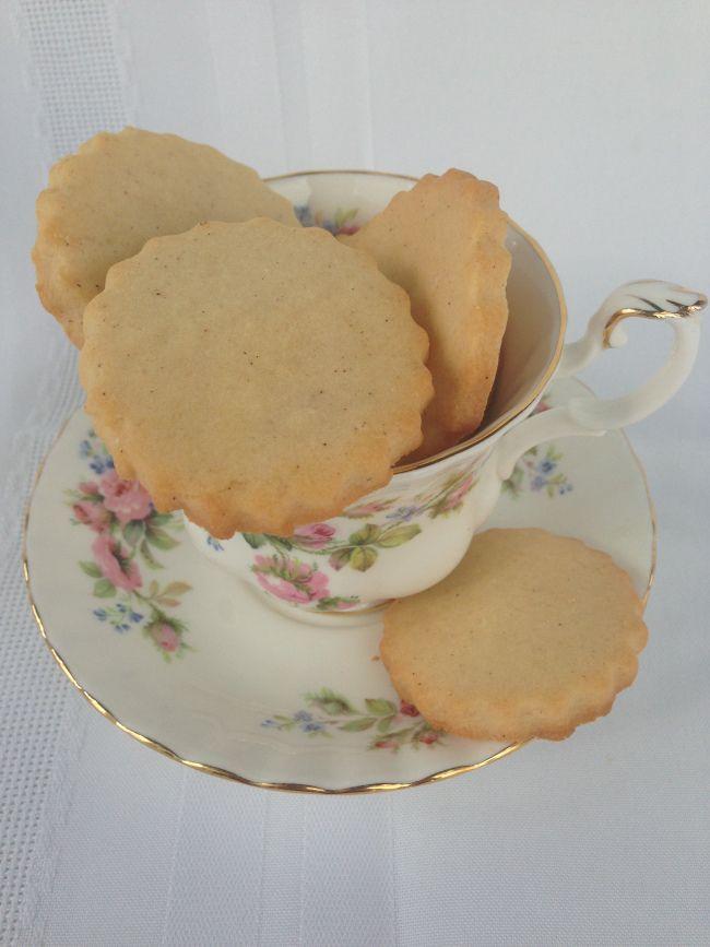 Honey cinnamon biscuits / cookies | Shortbread | Pinterest