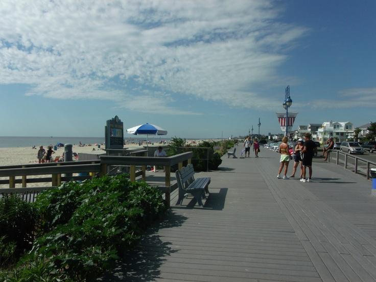 Belmar Beach Boardwalk Restaurants