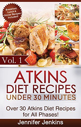 free atkins diet kindle books