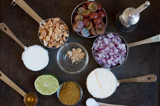 Curried chicken salad | Vittles | Pinterest