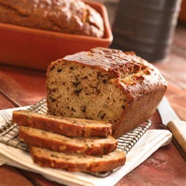 Applesauce Nut Bread #recipe that's bursting with flavor. #LoafCake # ...