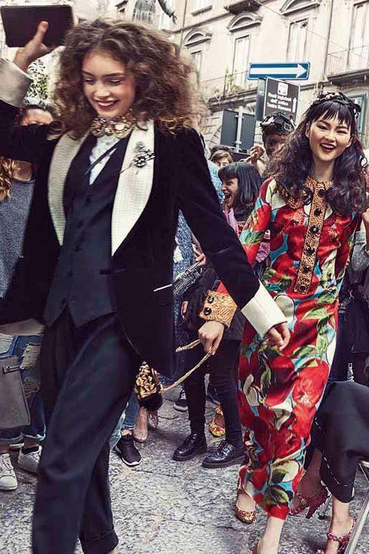 Anthony Vaccarello Debuts Saint Laurent Campaign Photos