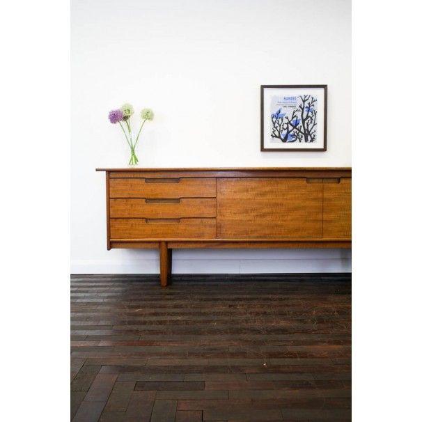 vintage 1960's sideboard