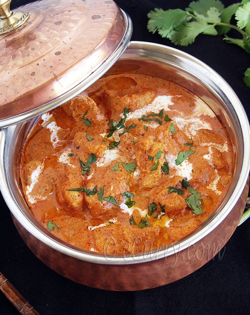 Butter Chicken (Chicken Tikka Makhani) Recipes — Dishmaps
