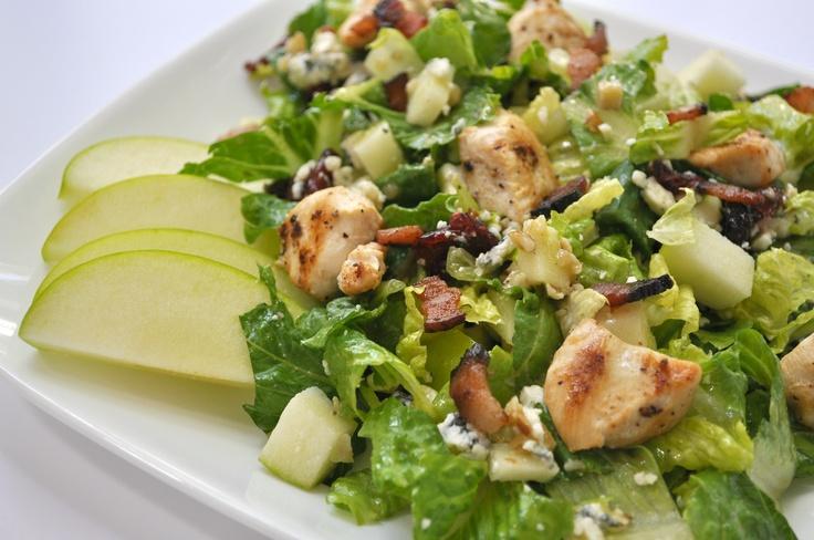 Chicken, Bacon and Apple Salad | Colorado | Pinterest