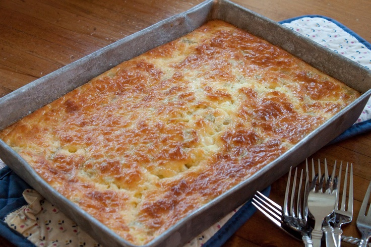 Green Chile, Bacon And Cheese Egg Bake Recipes — Dishmaps