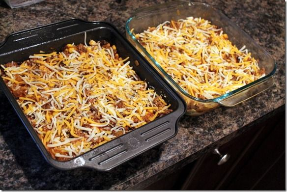 Quesadilla Casserole | Recipes To Try | Pinterest