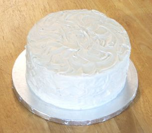 professional buttercream frosting