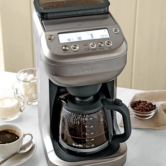 Breville YouBrew Coffee Maker with Glass Carafe