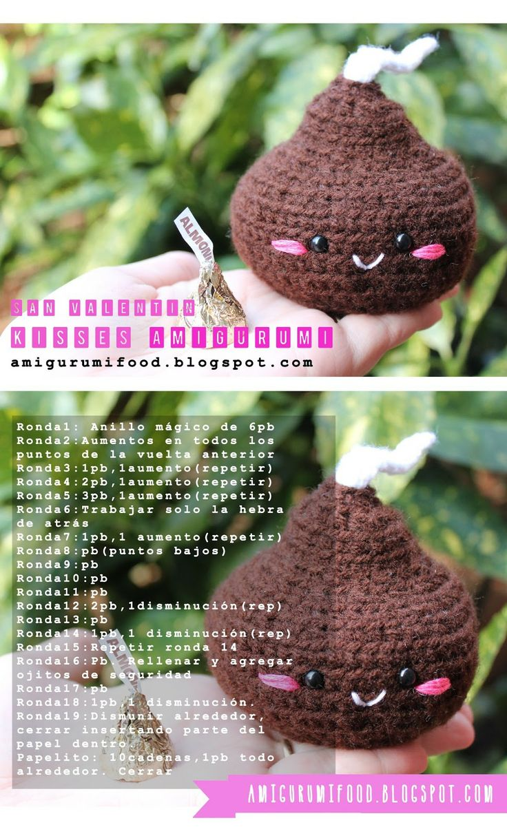 Amigurumi Food: Free pattern Free crochet patterns ...
