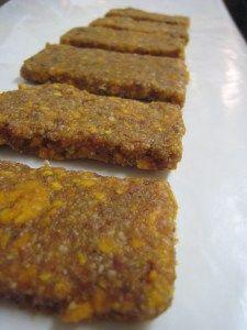 Mango Lime Lara Bars | Appetizers & Snacks | Pinterest