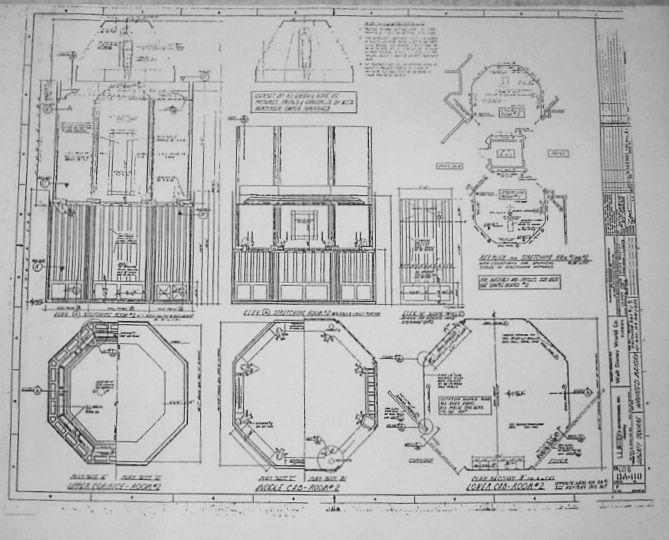 Haunted Mansion Expanding Room Blueprint Disneyland