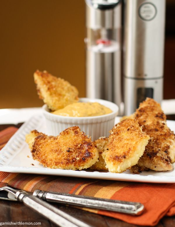 Corn-Tortilla-Crusted Chicken Tenders Recipes — Dishmaps