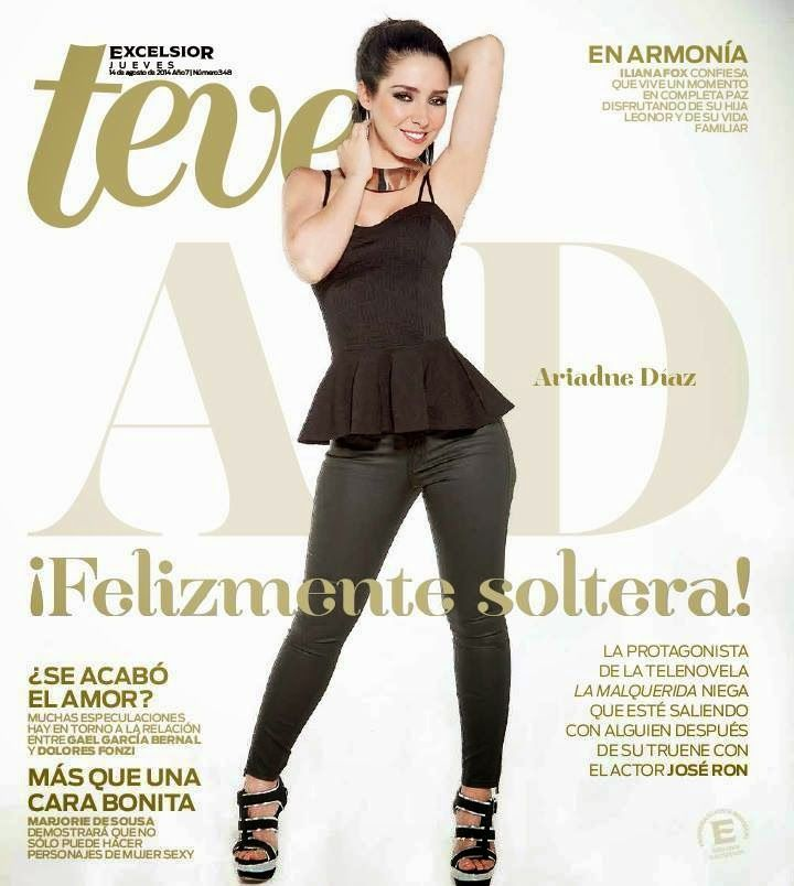 Actrices y actores latinos: Teve - Ariadne Díaz | Actrices y actores ...